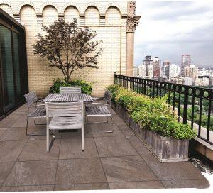 Quartz Silver terrace